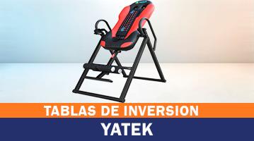 Tablas de inversión Yatek