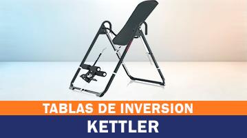 Tablas de inversión Kettler